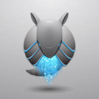 Armadillo Icon by spawntempest