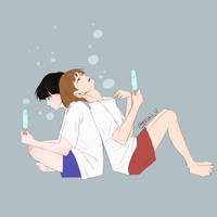 Vmin - HOT SUMMER by Hyemi1230