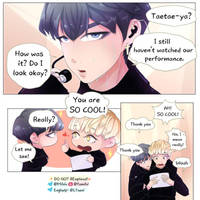 Vmin Story Cheering Up by Hyemi1230