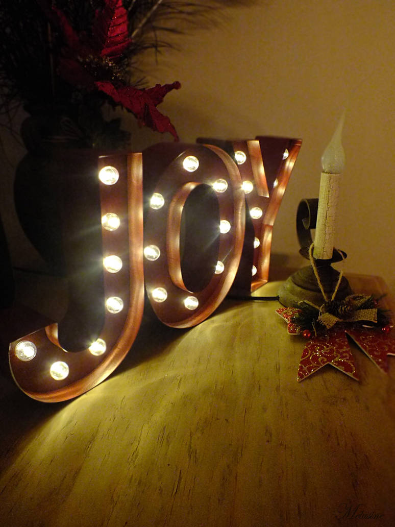 Joy by Melusine8