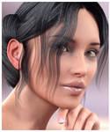 Ashley Close-Up 2 by sereph665