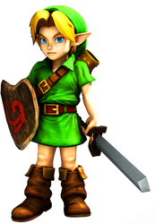 Young Link by etiennejaquier