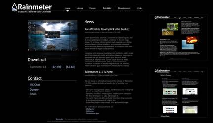Rainmeter.net by Kaelri