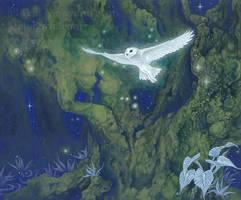 Spirit Portal by thedancingemu