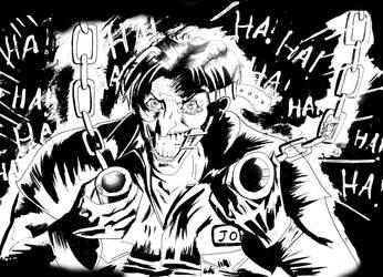 Joker by KSmithArtwork