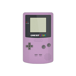 GameBoy Colour by dotau