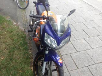 MM93 styled Honda bike [2] by LW97