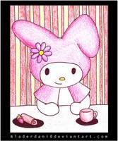My Melody :: Sanrio by Bladerdani