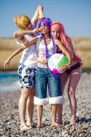 Friends by Winkie-Cosplay