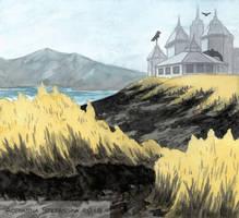 Land of ravens (1/3) by AdrStefanska
