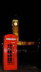 Big Ben VIII by ashcro85