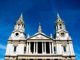 St. Paul's Cathedral III by ashcro85