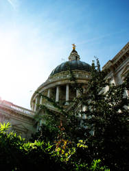 St. Paul's Cathedral VI by ashcro85