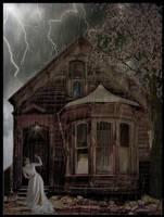 Ghosthouse by Skye-Luna