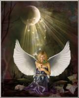 Fly, My Angel by Skye-Luna
