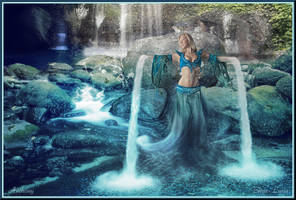 Goddess of Water by Skye-Luna