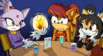 Journal Draw 02: Segacats by Trakker