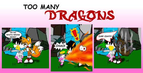too many dragons O_o by Trakker
