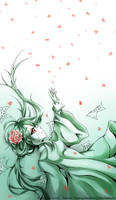 Peony in Love by kunogi09midori