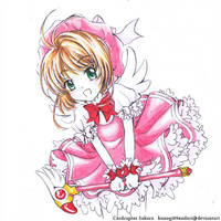 Cardcaptor Sakura by kunogi09midori