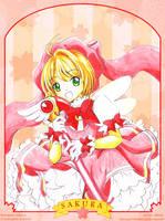 CCS: manga volume 1 by kunogi09midori