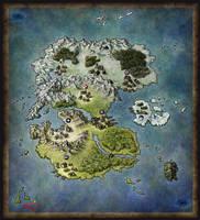 Dark Warriors Map by torstan