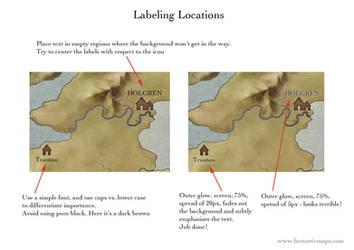 Simple Labeling by torstan