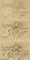 How to draw a map by torstan