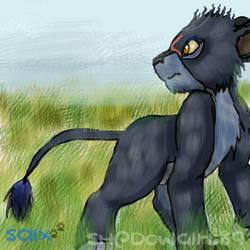Kingdom_Hearts_Cub_Saix by Shadowgirl89