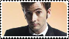 Tenth Doctor Stamp by raven-pryde