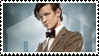 Eleventh Doctor Stamp by raven-pryde