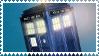 TARDIS Stamp by raven-pryde
