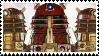 Daleks Stamp by raven-pryde