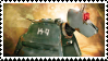 K-9 Stamp by raven-pryde