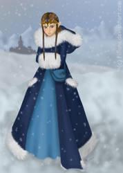 Winter royal... by Filiana