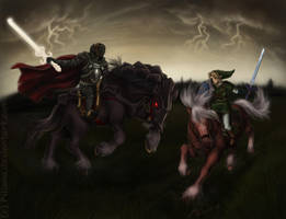 Final battle... by Filiana