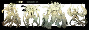 FERUS designs by ensoul