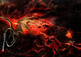 CRAG BATTLE !!! by ensoul
