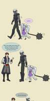 Drow family habits by Azzedar-san