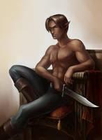 Warrior by Azzedar-san