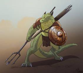 Dragonborn by Azzedar-san