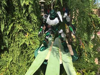 Lewa's Treebase by Metalknightrider