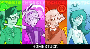 HOMESTUCK: THE KIDS by Video320