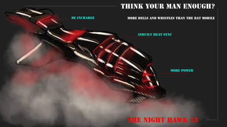 the nighthawk 13 by crazyjihadi