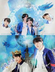 +Royalty (Vhope) by jeongukiss
