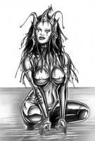 Masquerade Robot by -malak-