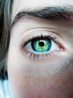 Ocean eye. by Gingershots