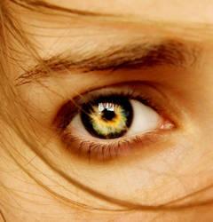 Ocean eyes II by Gingershots