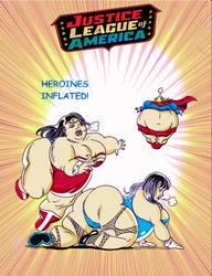 DC Heroine WG Peril by mcmanus7