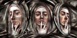 Three by scissors-hands